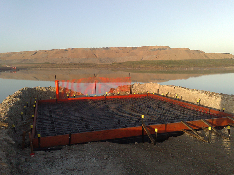 Daunia Mine 1