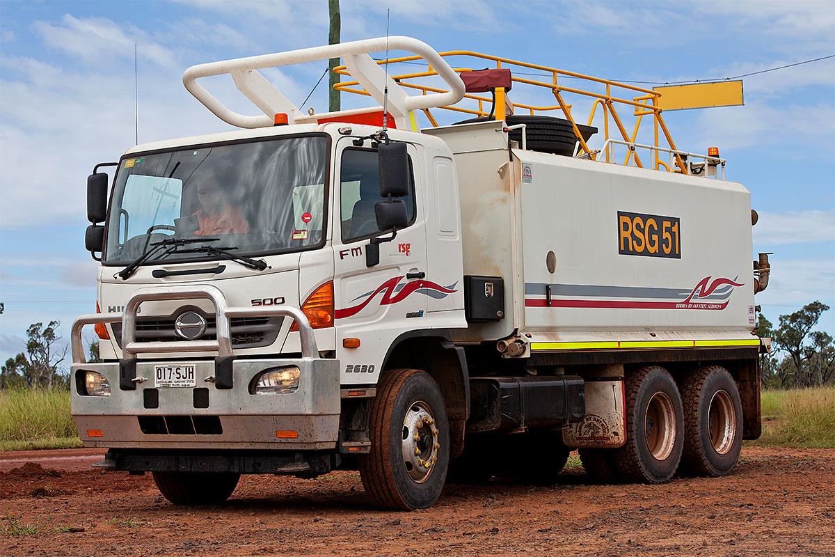 FM2630 Water Truck 1