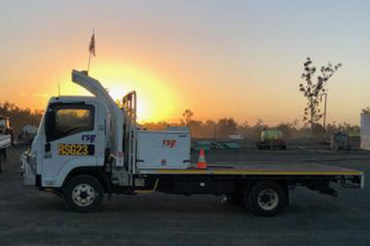 FRR500 Truck 1