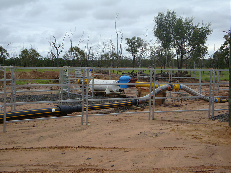 Gas Field Extension 1
