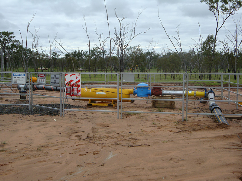 Gas Field Extension 2