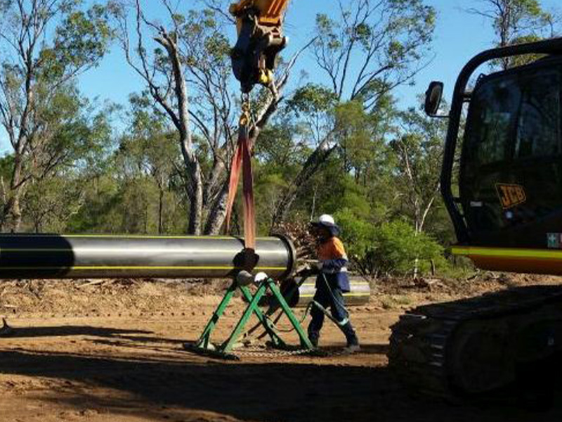 Gas Field Extension 4