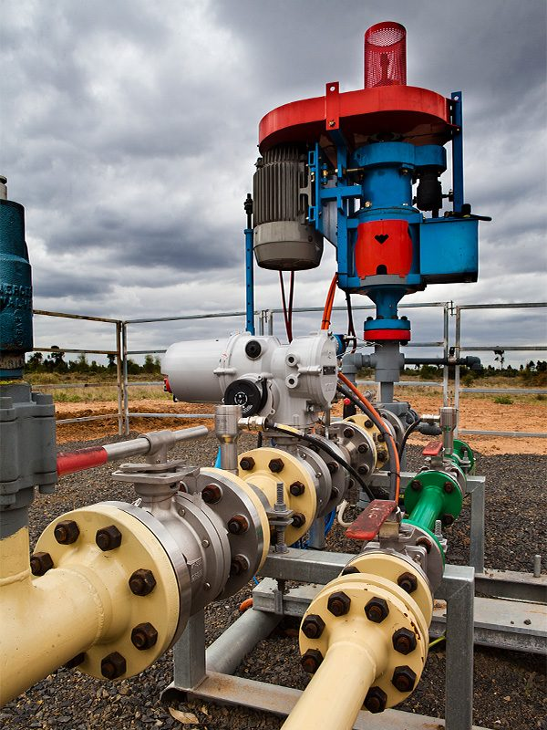 Gas Field Extension Cover