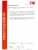HR-POL-005 – Personal Property Policy
