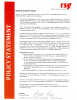 HR-POL-007 – Drug & Alcohol Policy