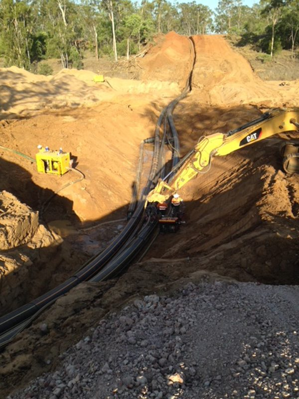 Landfill Gas Infrastructure Upgrade 1