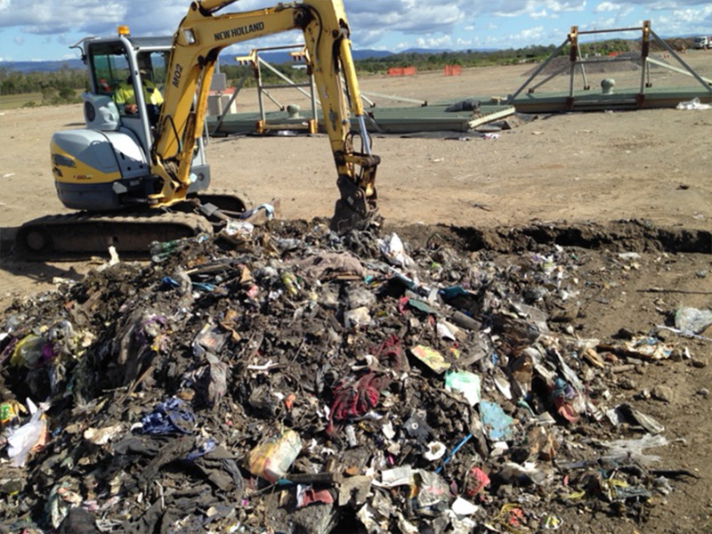 Landfill Gas Infrastructure Upgrade 2