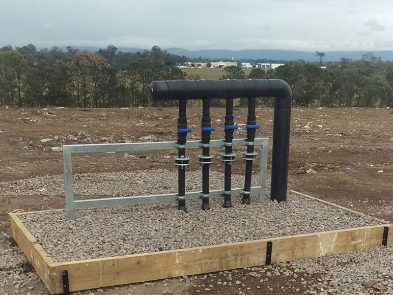Landfill Gas Infrastructure Upgrade 3