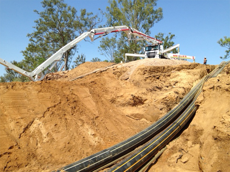 Landfill Gas Infrastructure Upgrade Cover