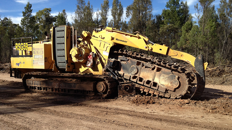 T1055 Trencher 1